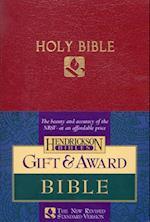 NRSV Bible Burgundy
