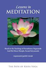 Lessons in Meditation (Original Writings)