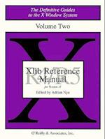 Xlib Reference Manual R5 (DEFINITIVE GUIDES TO THE X WINDOW SYSTEM, nr. 2)