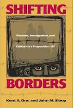 Shifting Borders af John M. Sloop, Kent A. Ono