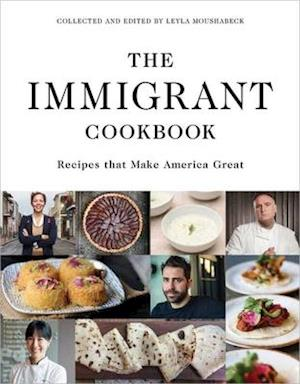 Bog, hardback The Immigrant Cookbook af Various
