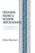 Polymer Films in Sensor Applications