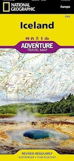 Iceland af National Geographic Maps