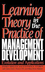 Learning Theory in the Practice of Management Development af Sidney Mailick