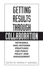 Getting Results Through Collaboration