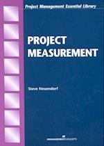 Project Measurement (Project Management Essential Library)
