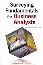 Surveying Fundamentals for Business Analysts