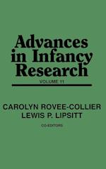 Advances in Infancy Research (ADVANCES IN INFANCY RESEARCH, nr. 11)