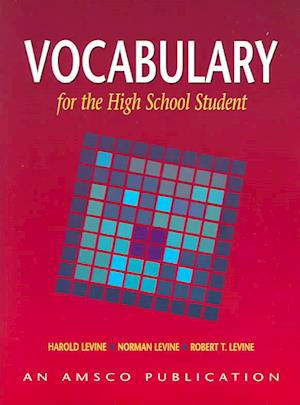 Bog, hardback Vocabulary for the High School Student