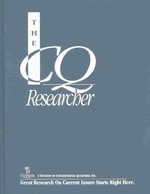 The CQ Researcher Bound Volume 2001