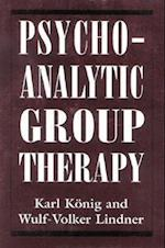 Psychoanalytic Group Therapy (The Library of Object Relations)