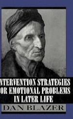 Intervention Strategies for Emotional Problems in Later Life