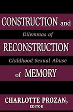 Construction and Reconstruction of Memory
