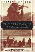 The Great Game af Peter Hopkirk