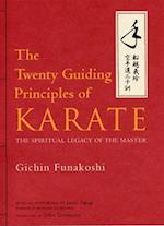 The Twenty Guiding Principles of Karate