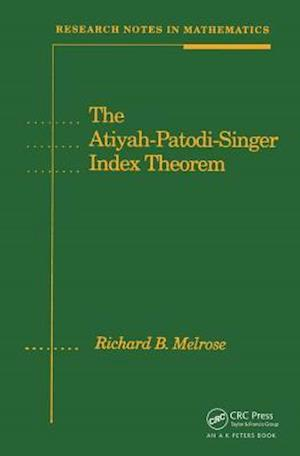 The Atiyah-Patodi-Singer Index Theorem