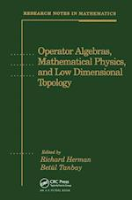 Operator Algebras, Mathematical Physics, and Low Dimensional Topology (RESEARCH NOTES IN MATHEMATICS, nr. 5)