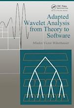 Adapted Wavelet Analysis
