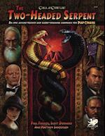 Two-Headed Serpent (Call of Cthulhu Rolpelaying)