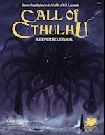 Call of Cthulhu Keeper Rulebook - Revised Seventh Edition (Call of Cthulhu Roleplaying)