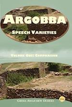 Argobba Speech Varieties