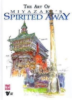 The Art of Spirited Away