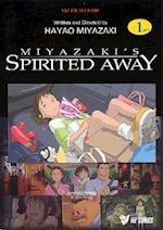 Spirited Away Film Comic 1 (Spirited Away)