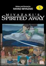 Spirited Away Film Comic 5 (Spirited Away Series)
