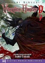 Hideyuki Kikuchi's Vampire Hunter D 7 af Hideyuki Kikuchi