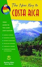 New Key to Costa Rica (Ulysses Travel Guides)