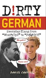 Dirty German (Dirty Everyday Slang)