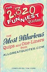 2,320 Funniest Quotes