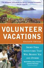 Volunteer Vacations (VOLUNTEER VACATIONS)