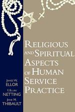Religious and Spiritual Aspects of Human Service Practice (Social Problems and Social Issues Univ of South Carolina)