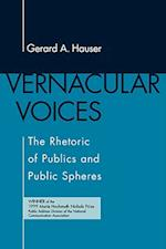 Vernacular Voices (Studies in Rhetoric/Communication)