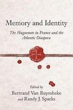 Memory and Identity af Bertrand Van Ruymbeke