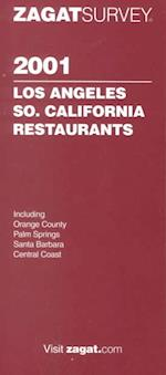 Los Angeles/south California Restaurants (Zagat Guides)