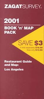Los Angeles Map/book (Zagat Guides)
