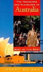 The Treasures and Pleasures of Australia (Treasures Pleasures of Australia)