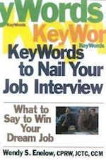 Key Words to Nail Your Job Interview