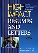 High Impact Resumes & Letters