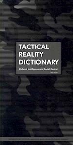 Tactical Reality Dictionary af Konrad Becker