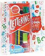 Lettering in Crazy, Cool, Quirky Style