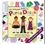 Fabulous Book of Paper Dolls [With Paper People, Background Spreads, Etc.] (Klutz S)