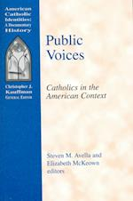 Public Voices (American Catholic Identities S)