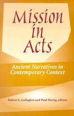 Mission in Acts af Robert L. Gallagher