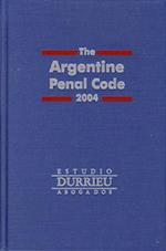 The Argentine Penal Code and Other Criminal Economic Articles