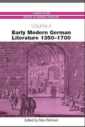 Early Modern German Literature 1350-1700