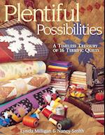 Plentiful Possibilities. a Timeless Treasury of 16 Terrific Quilts - Print on Demand Edition af Nancy Smith, Lynda Milligan, Nancy Smith