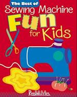 The Best of Sewing Machine Fun! for Kids af Nancy Smith, Lynda Milligan
